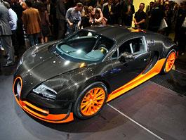 Paříž 2010 živě: Bugatti Veyron Super Sport: titulní fotka