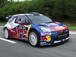 Paříž 2010: Citroën DS3 WRC: titulní fotka