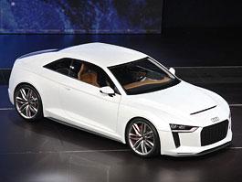 Paříž 2010 živě: Audi Quattro Concept: titulní fotka