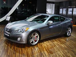 Paříž 2010 živě: Hyundai Genesis Coupe: titulní fotka