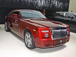 Paříž 2010 živě: Rolls-Royce Bespoke Car Collection: titulní fotka