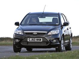 Ford Focus Sport: jak se to dělat nemá: titulní fotka