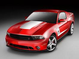 Roush Mustang 5XR: úprava pro posílené kupé: titulní fotka