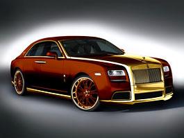 Fenice Milano Diva: načančaný Rolls-Royce Ghost: titulní fotka