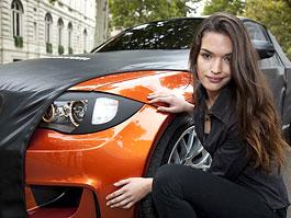 BMW 1M Coupe: další fáze odhalování - z Paříže: titulní fotka