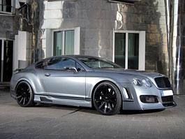Bentley Continental GT Supersports: drsný (nejen) vzhled od Andersonu: titulní fotka