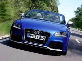 Audi TT RS: nově také se 7stupňovým DSG: titulní fotka