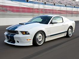 Shelby 350GT Mustang: finální specifikace pro rok 2011: titulní fotka