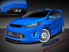 Fiesta: hlavní trumf Fordu na letošní SEMA: titulní fotka
