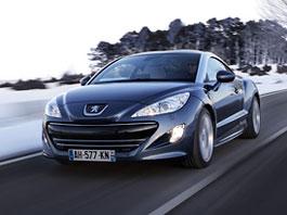 Peugeot RCZ: prodej na českém trhu oficiálně zahájen: titulní fotka