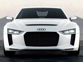 Audi quattro: zvažováno pro malosériovou výrobu: titulní fotka