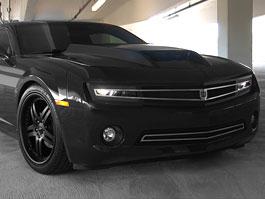 Phantom Hidden Headlight Grille: Chevrolet Camaro se