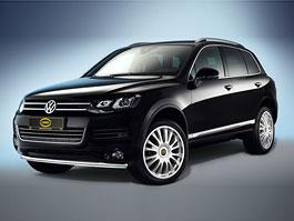 Cobra Technology: sada doplňků pro Volkswagen Touareg: titulní fotka