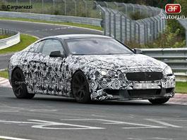 Spy Photos: BMW M6 - konec atmosférického desetiválce: titulní fotka