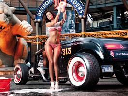 Miss Tuning 2011: kalendář: titulní fotka
