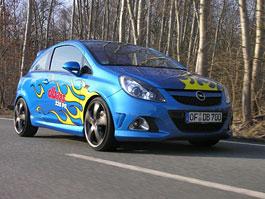 Opel Corsa OPC od Dbilas Dynamics: diblas se 320 koňmi: titulní fotka