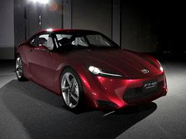 Toyota FT-86: kolik bude (asi) stát?: titulní fotka