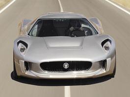 Jaguar chce od roku 2017 vyrábět C-X75: titulní fotka