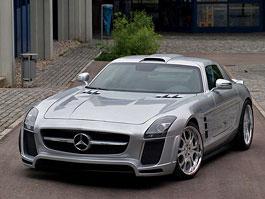 Mercedes-Benz SLS AMG: design i výkon FAB Design: titulní fotka