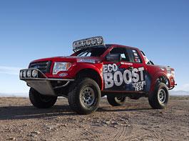 Ford F-150 EcoBoost pro Tecate SCORE Baja 1000: titulní fotka