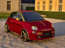 La Dolce Vita aneb Fiat 500C od Fenice Milano: titulní fotka
