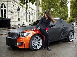 BMW 1M Coupé: přesnější informace o výkonu a hmotnosti: titulní fotka