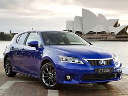 Lexus CT 200h F-Sport: debut na Sydney Motor Show: titulní fotka