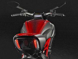 Ducati Diavel – První foto konečné verze: titulní fotka