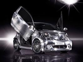Toyota iQ Disco: mobilní diskotéka: titulní fotka