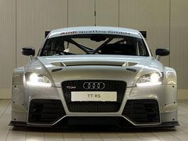 Audi TT RS Endurance: nízký, širkoký a nebezpečný: titulní fotka