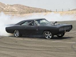 Dieselův Charger RT je na prodej (zn. levně): titulní fotka