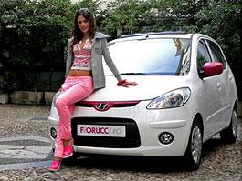 Hyundai i10: dámská záležitost od módní značky Fiorucci: titulní fotka
