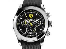 Ferrari Paddock Chronograph: hodinky z Maranella (skoro) za hubičku: titulní fotka