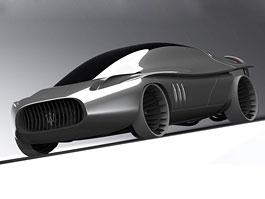 Maserati Quattroporte 2030: retro forever: titulní fotka