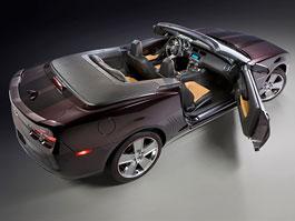 Chevrolet Camaro Convertible Neiman Marcus Edition: vyprodán za tři minuty: titulní fotka