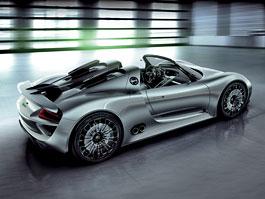 Porsche: hybrid do každé modelové řady: titulní fotka