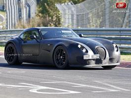 Spy Photos: Wiesmann GT MF5 s motorem z BMW X5 M: titulní fotka
