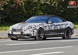 Spy Photos: BMW 6 Cabrio je na cestě (video): titulní fotka