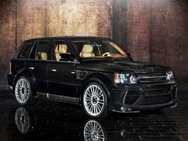 Range Rover Sport: čtyřicet svíček od Mansory: titulní fotka