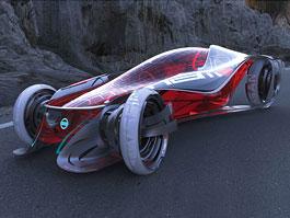 L.A. Design Challenge: 1000 lb car: titulní fotka