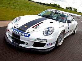 Porsche 911 GT3 Race: další vydání nejúspěšnějšího závoďáku: titulní fotka