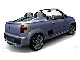 Fiat Uno Roadster a Uno Sporting Study: horká jihoamerická krev: titulní fotka
