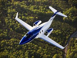 Letadélko od Hondy se blíží: HondaJet finišuje!: titulní fotka
