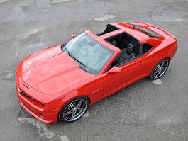 Chevrolet Camaro T-Top: alternativa pro kabriolet: titulní fotka