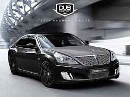 SEMA 2010: Hyundai Equus Dub Edition 2011: titulní fotka