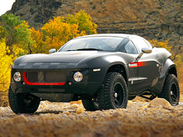 Local Motors Rally Fighter: open-source offroad: titulní fotka