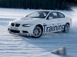 BMW Winter Driving Experience: tady to bude klouzat...: titulní fotka