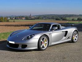 Porsche Carrera GT by Kubatech: 669 koní, maximálka 343 km/h: titulní fotka