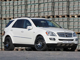 Mercedes-Benz ML500 by Senner Tuning: titulní fotka