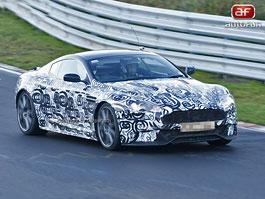 Spy Photos: facelift pro Aston Martin DBS: titulní fotka